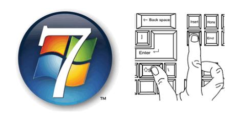 Keyboard Shortcuts For Windows 7