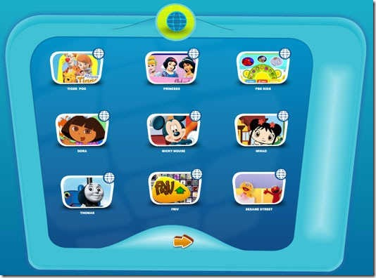 kidoz - web entertainment for kids