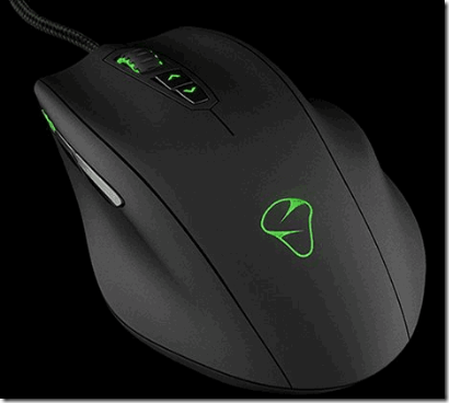 Mionix Naos 5000 Laser Gaming Mouse
