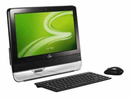 ASUS EEE Top ETP1602C-BK-X0163 Touch Screen All-In-One Desktop PC