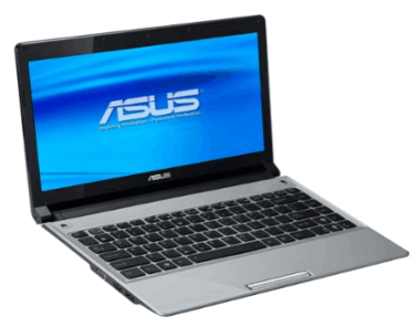 ASUS UL20A – CULV Notebook Computer