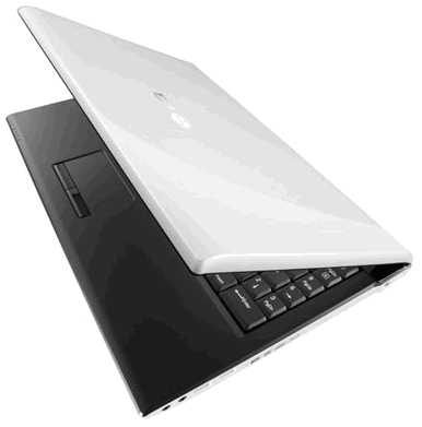 LG Widebook R590 - Core i7 Blu-ray Gaming Notebook