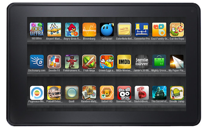 how to play free games on kindle fire