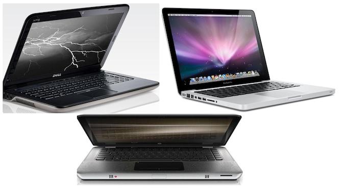Hp Envy 14 Vs Macbook Pro 13 Vs Dell Xps 15 Specs Compare Laptops Review Unit