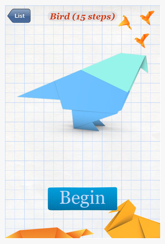 2 Free Origami Apps For Iphone Make Origami On Iphone Review Unit
