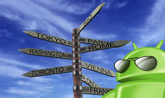 7 Free Android Apps For Tourists - Free Android Travel Apps