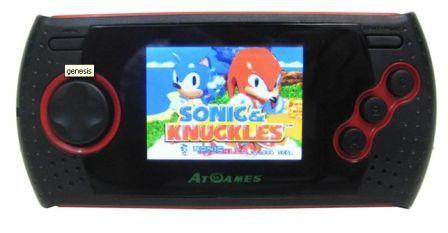 Sega Genesis Handheld