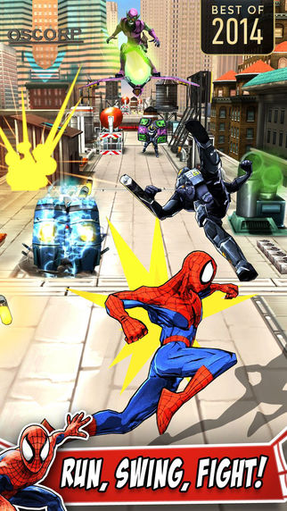 Marvel Mobile games