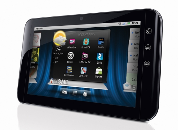 Dell Streak 7 - T-Mobile Android Tablet PC - Price, Specs | Review ...