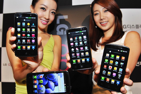 top 20 best android phones 2012