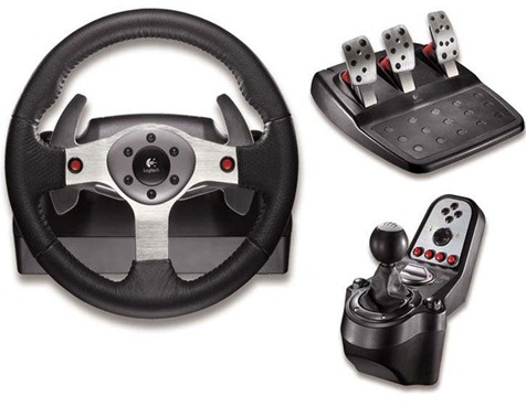 top 5 racing wheel and pedals for pc 5 best pc steering. Black Bedroom Furniture Sets. Home Design Ideas
