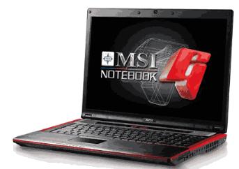 MSI GT 725