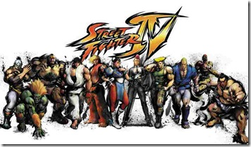 Street Fighter IV