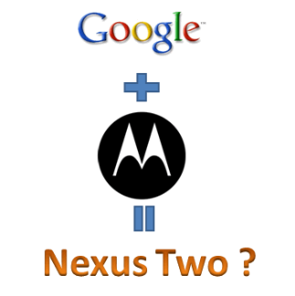 Google Phone Nexus Two Is Similar To Motorola Shadow