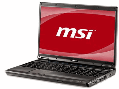 MSI GE600 – G Series Core i5 Gaming and Entertainment Laptop