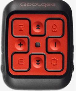 Qoolqee X3 – Waterproof – Shock Resistant MP3 / Audio Player