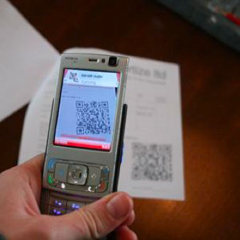 Android qr code reader made easy — varvet.